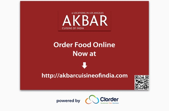 Akbar Cuisine of India – Zagat rated TOP Indian Restaurant
