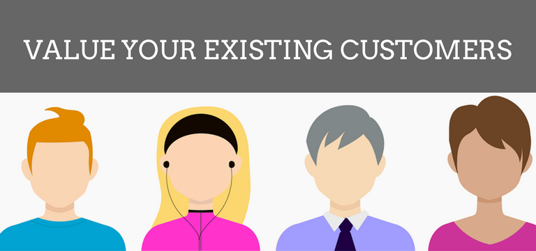 In Search For New Customers, Don't Lose Your Existing Customers